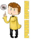 Ensign Pavel Chekov by ArtIntoxication