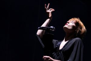 Florence and The Machine live by Halfofthat