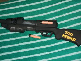 Zookeeper Rifle by Frost-Claw-Studios