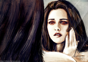 Bella Cullen by alicexz
