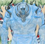 Alphonse Elric by Roseyred-1