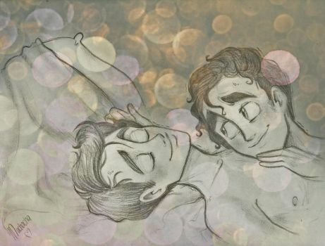 Klaine: Glad it Was You by Muchacha10