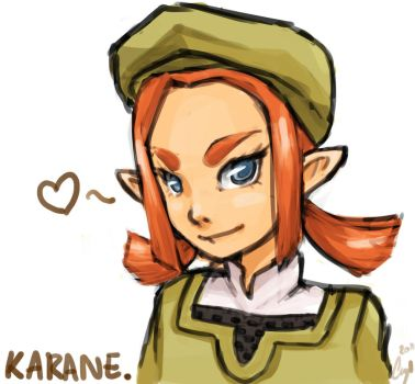 Karane by SailorSquall