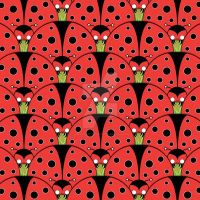 Ladybird March by chewupablotter