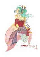 Terra Branford Request F-F-IV by Malva-Crystal