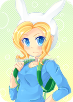 SP: Fionna!! by Elfany-Chan