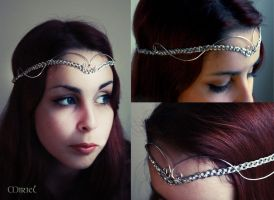 Celtic Circlet by huginswarrior