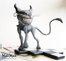 Cheshire Grin by LuckyKrusky