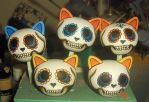 Day of the Dead Micro Trikkies WIP by ReverendBonobo