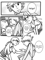 A+H short comic by DontbeModest