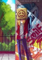 Red john by Silent-Feather