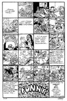 A tribute to MAD magazine by MarcSchirmeister