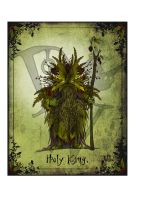 Holy King by clv