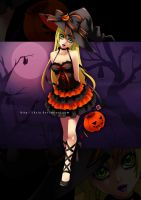Halloween 2011 by Iksia
