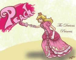 Just Peachy by Omegaro