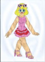 Contest: Disney High - Lottie by animequeen20012003