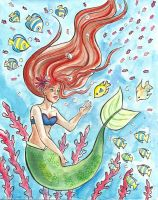 Little Mermaid by Sacari
