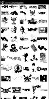 101 vann logotypes by vann-bek