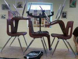 CHAIRS by Rockyll