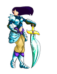 Warrior Woman gif by 1TomBoy