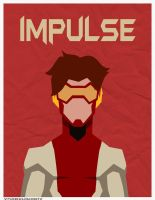 Impulse Poster by xDarkHikarix