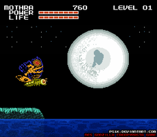 NGC (GAME) - Moon Beast #1 by Ps1k