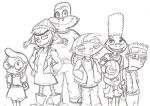 Hey Arnold Recess by squid1girl