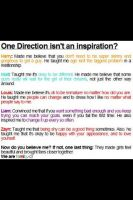 One Direction really is a inspiration by ciencianalove