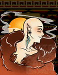 solas the hippie by lockoneyes122