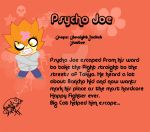 Psycho Joe by Uchiha-Yusuf