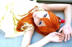 SORYU ASUKA LANGLEY 1 by pinkberry-parfait