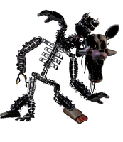 Mangle Full Body by Will220