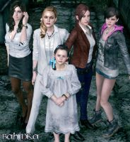 Revelations 2 Ladies by Bahlinka