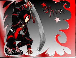 Shion by sephiroth72603