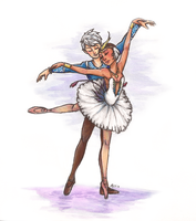 ROTG: Swan Lake by Morisaurus