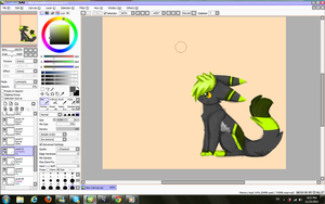 LOOOOK ITS LINELESS CRAP WIP! by PillowFucker69