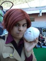 Romano and MochiSpain by Acilegna27