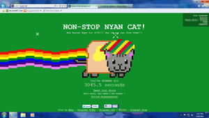 Nyaned challenge by BloodDeathSama