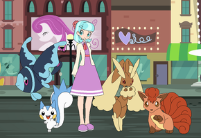 Manehatten Gym Trainer Coco Pommel by SelenaEde