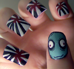 Salad Fingers by KayleighOC