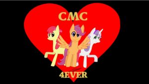 [MLP] CMC 4 EVER Normal by Itarra
