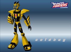 Goldbug by Cycloprax-Tinj