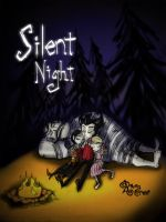 silent night by RavenBlackCrow