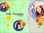 Wallpaper Yoona Tiffany Yuri SNSD by Costaria23