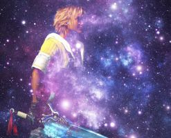 FFX Tidus Edit by LizChanX