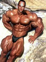 Meloni MuscleGod by Zooty007
