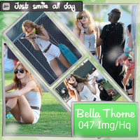 +Photopack Jpg Bella Thorne #001 by JustSmileAllDay