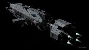 B5 Warlock Destroyer WIP 12 by 2753Productions