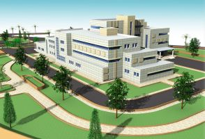 Hospital Design Project by Abdelmajeed
