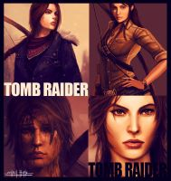 TOMB RAIDER by amirulhafiz